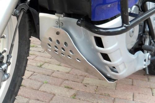 Motorschutzplatte
