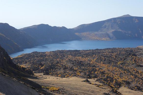 Nemrut Kratersee